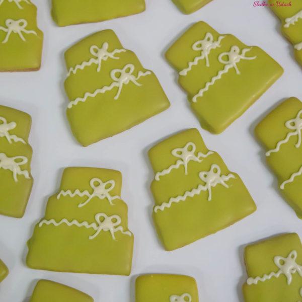 C104 - ciastka, kruche, prezenty, słodki stół, kącik, candy, bar , wesele, ślub