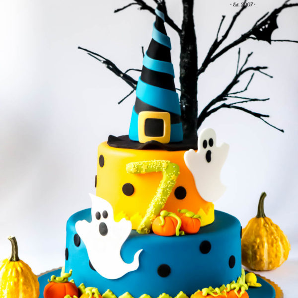 C120 - tort , halloween, słodycze firmowe, reklamowe, personalizowane, warszawa, z dostawą,