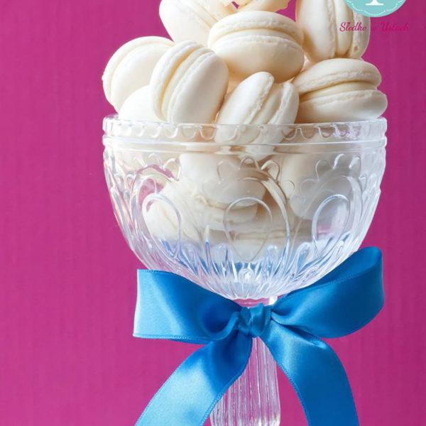 C30 - makaroniki, słodki stół, kącik, candy, bar , warszawa, z dostawą, na ślub, wesele