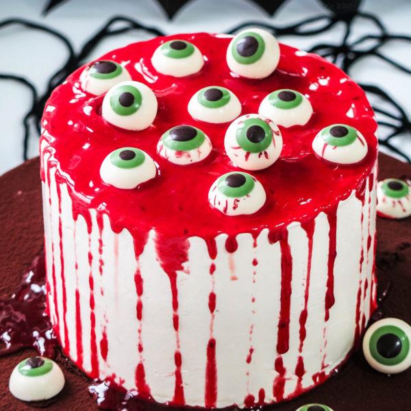 C73 - tort , halloween, słodycze firmowe, reklamowe, personalizowane, warszawa, z dostawą,