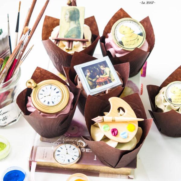 F15 - muffiny firmowe, cupcakes, babeczki firmowe, dla firm, słodycze firmowe, reklamowe, personalizowane, telewizja polska, miasto skarbów , słodko w ustach,