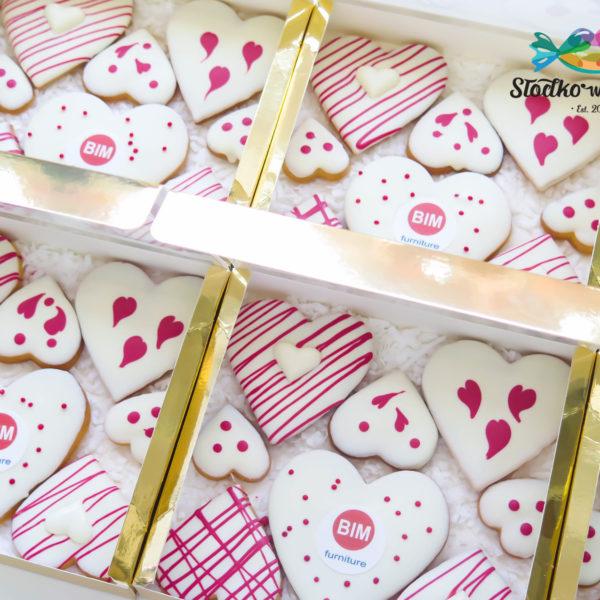 F23 - ciastka firmowe, kruche, dla firm, słodycze firmowe, reklamowe , personalizowane, słodko w ustach, bim meble