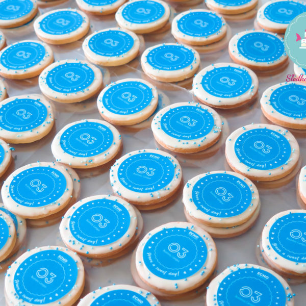 F26 - ciastka firmowe, kruche, dla firm, słodycze firmowe, personalizowane, reklamowe , słodko w ustach, echo,