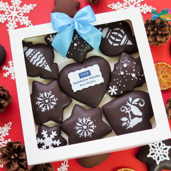 F35 - pierniki firmowe, dla firm, słodycze firmowe, reklamowe, personalizowane, tvp, słodko w ustach, z dostawą, świąteczne, prezenty