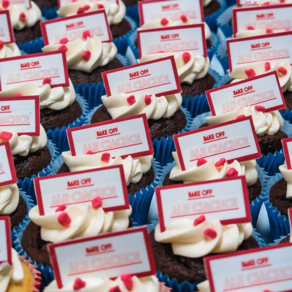 F55 - muffiny firmowe, cupcakes, babeczki firmowe, dla firm, słodycze firmowe, reklamowe, personalizowane, bake off ale ciacho, słodko w ustach, warszawa