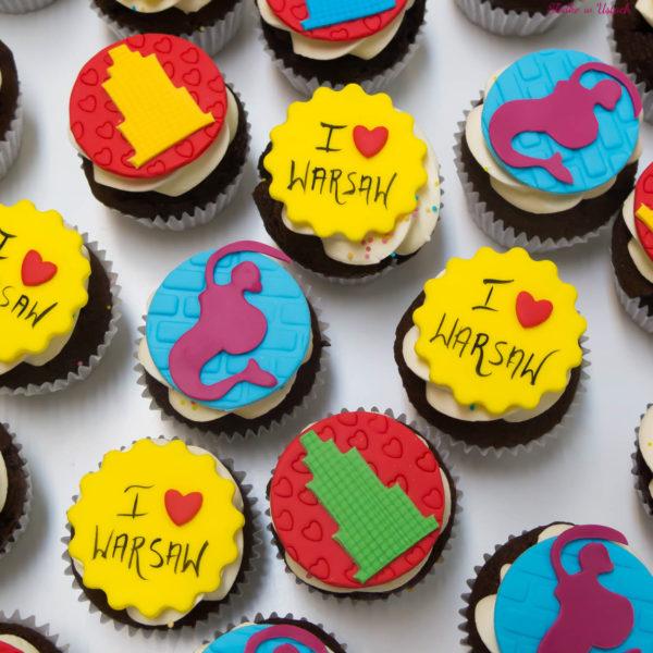 F75 - muffiny firmowe, cupcakes, babeczki firmowe, dla firm, słodycze firmowe, reklamowe, personalizowane, słodko w ustach, warszawa,
