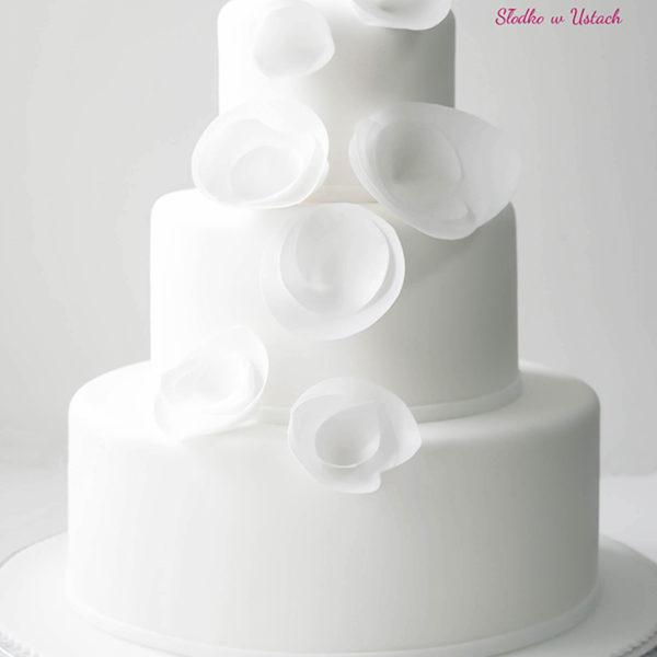 KCH20 - tort na komunie, dla dziewczynki, komunijny, communion, cake, warszawa, z dostawą, konstancin jeziorna, z kwiatami