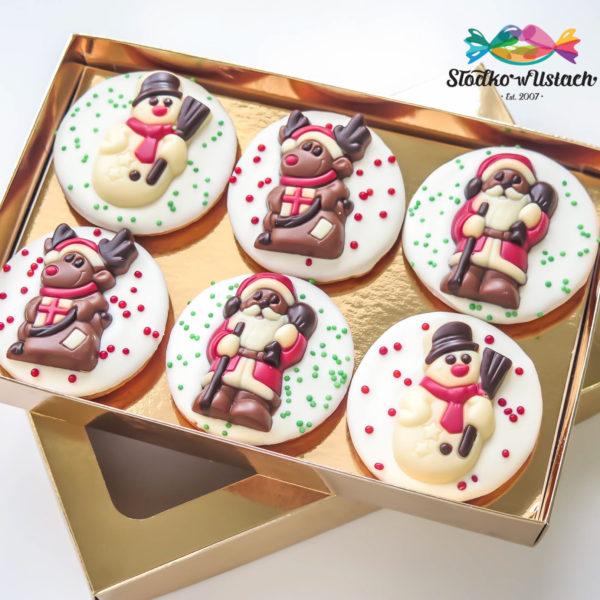 SW15 - ciastka firmowe, kruche, dla firm, słodycze firmowe, reklamowe, personalizowane, słodko w ustach, warszawa, świąteczne, prezenty, z dostawą