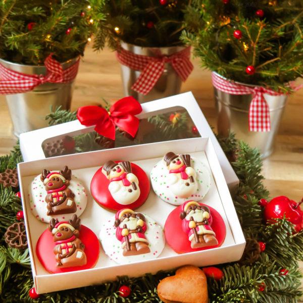 SW18 - pierniki firmowe, dla firm, słodycze firmowe, reklamowe, personalizowane, słodko w ustach, warszawa, świąteczne, prezenty, z dostawą