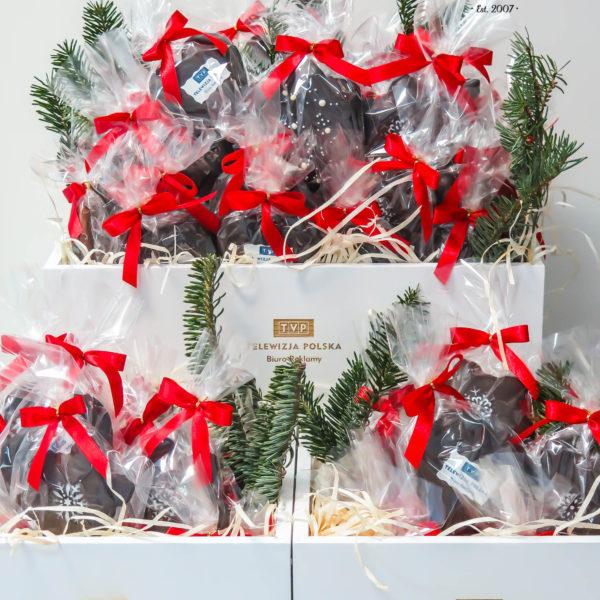 SW41 - pierniki firmowe, dla firm, słodycze firmowe, reklamowe, personalizowane, tvp, słodko w ustach, z dostawą, świąteczne, prezenty,
