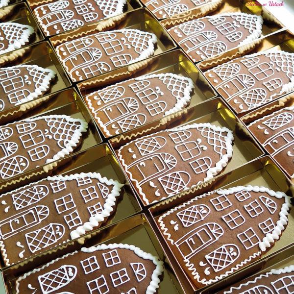 SW42 - pierniki firmowe, dla firm, słodycze firmowe, reklamowe, personalizowane, kamieniczki, słodko w ustach, warszawa, świąteczne, prezenty