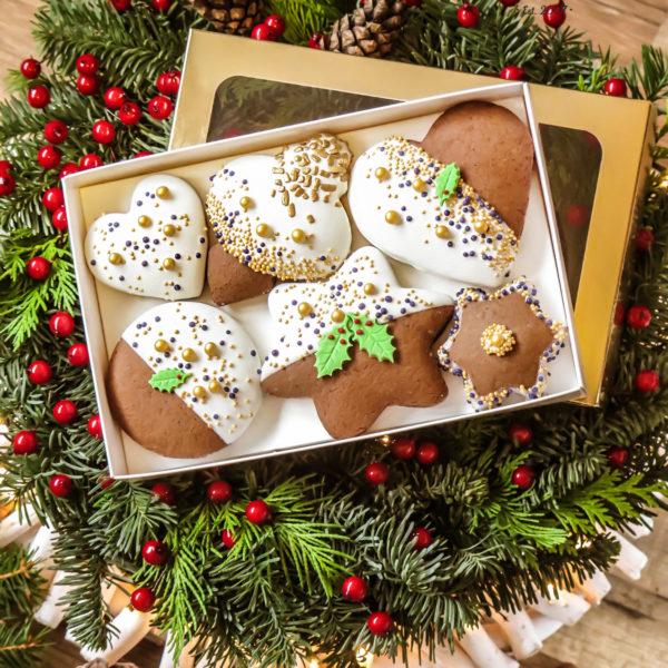 SW43 - pierniki firmowe, dla firm, słodycze firmowe, reklamowe, personalizowane, słodko w ustach, warszawa, świąteczne, prezenty, z dostawą