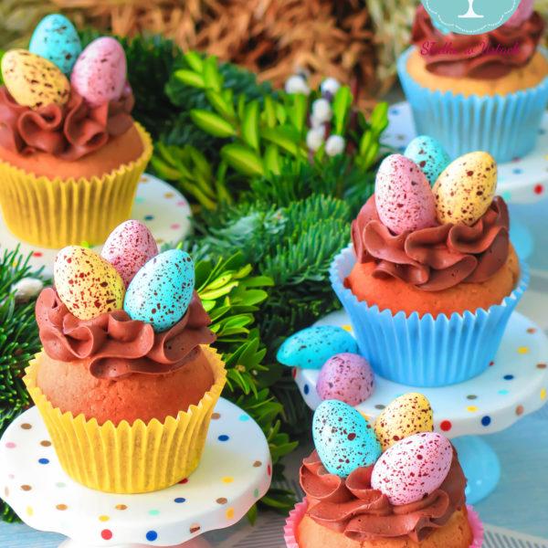 SW53 - muffiny świąteczne, cupcakes, babeczki firmowe, dla firm, słodycze firmowe, reklamowe, personalizowane,, słodko w ustach, warszawa, wielkanoc