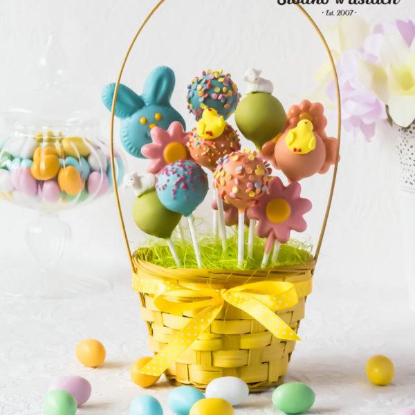 SW59 - cake pops, pops, dla firm, słodycze firmowe, reklamowe, personalizowane, słodko w ustach, warszawa, świąteczne, prezenty, z dostawą, wielkanoc