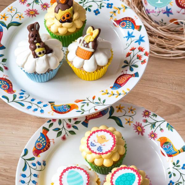 SW61 - muffiny świąteczne, cupcakes, babeczki firmowe, dla firm, słodycze firmowe, reklamowe, personalizowane,, słodko w ustach, warszawa, wielkanoc