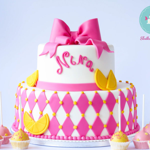 U52 - tort urodzinowy, na urodziny, dla dzieci, artystyczny, warszawa