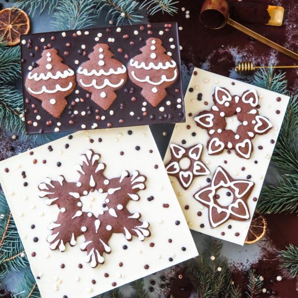 SW87 - czekolada ręcznie wylewana , dla firm, z piernikami, pierniki w czekoladzie, słodycze firmowe, reklamowe , personalizowane, świąteczne, prezenty, warszawa