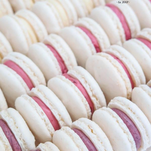 C148 - makaroniki, prezenty, słodki stół, kącik, candy, bar , warszawa, z dostawą, na ślub, wesele, event,