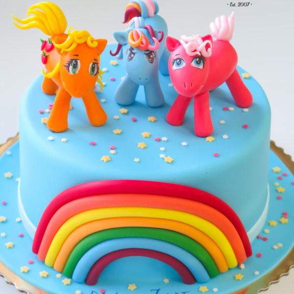 U214 - tort urodzinowy, na urodziny, dla dzieci, artystyczny, konik, pony, konstancin jeziorna, warszawa, Piaseczno