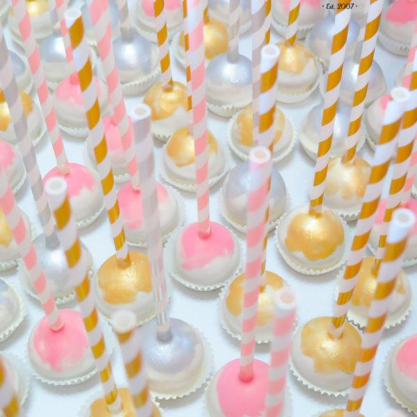 C155 - cake pop, pops, lizaki, słodki stół, kącik, candy, bar , na ślub, wesele, urodziny, event, impreza firmowa