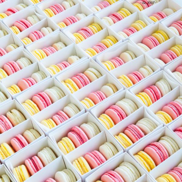 C156 - makaroniki, prezenty, słodki stół, kącik, candy, bar , warszawa, z dostawą, na ślub, wesele, event