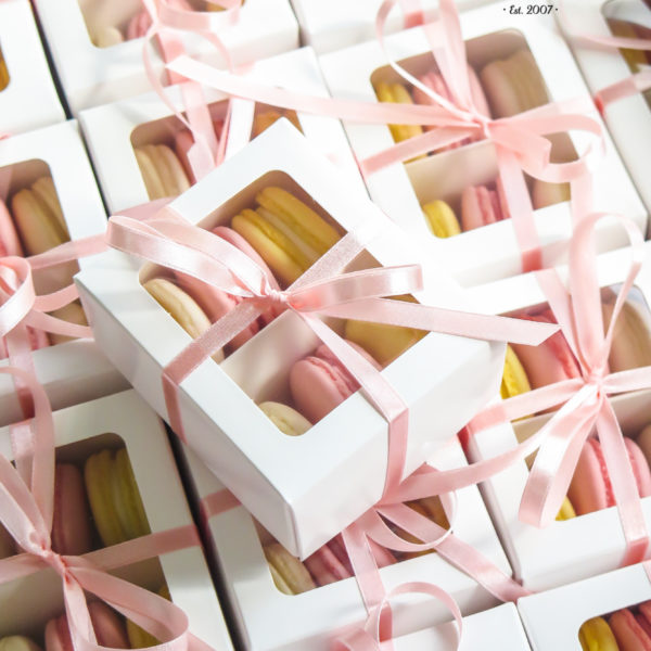 C158 - makaroniki, prezenty, słodki stół, kącik, candy, bar , warszawa, z dostawą, na ślub, wesele, event