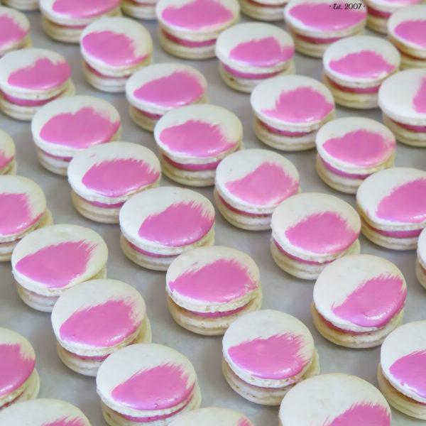 C162 - makaroniki, prezenty, słodki stół, kącik, candy, bar , warszawa, z dostawą, na ślub, wesele, event