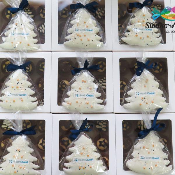 C183 - pierniki, firmowe, dla firm, słodycze firmowe, reklamowe, personalizowane, z dostawą, świąteczne, prezenty