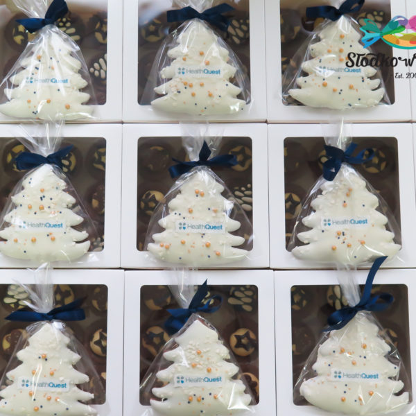 F159 - pierniki firmowe, dla firm, słodycze firmowe, reklamowe, personalizowane, warszawa, świąteczne, prezenty