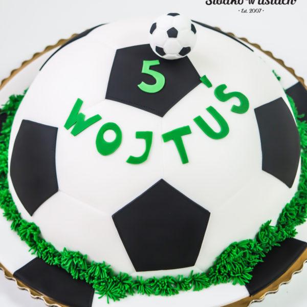 U435 - tort urodzinowy, na urodziny, artystyczny, piłka, warszawa, piłka nożna, konstancin jeziorna, hobby, pasja, sport