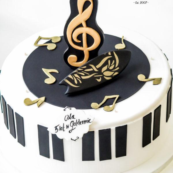 U436 - tort urodzinowy, na urodziny, artystyczny, kobiecy, hobby, pasja , praca, dla pracownika, muzyka, surfing, warszawa, konstancin jeziorna