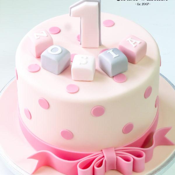 U492 - tort urodzinowy, na urodziny, dla dzieci, artystyczny, na roczek, 1 urodziny, tort z dostawą, transportem warszawa, piaseczno, konstancin jeziorna, góra kalwaria, polska