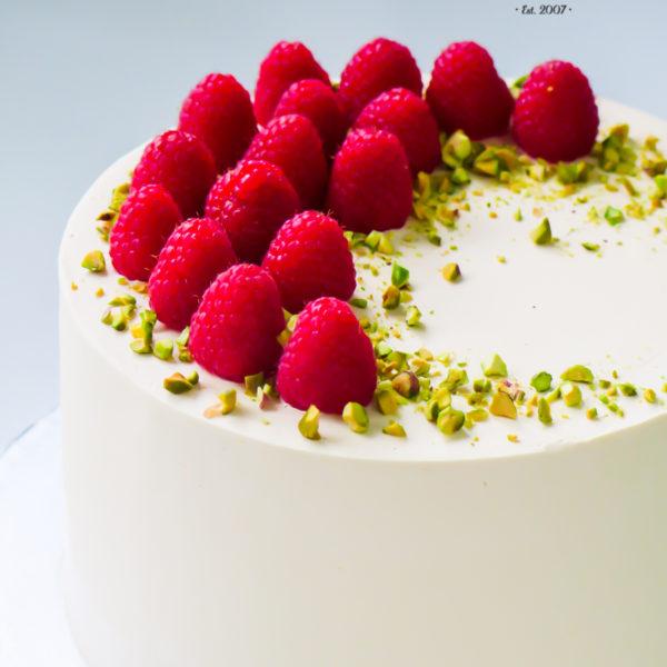 U494 - tort urodzinowy, na urodziny, dla dzieci, klasyczny, owoce, maliny, bez masy cukrowej, tort z dostawą, transportem warszawa, piaseczno, konstancin jeziorna, góra kalwaria, polska