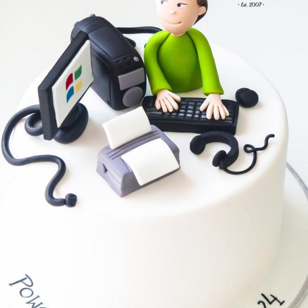 F198 - tort firmowy, dla firm, słodycze firmowe, reklamowe, personalizowane, warszawa, z logo, event, dla pracownika, odo24,tort z dostawą, transportem, warszawa, piaseczno, konstancin jeziorna, góra kalwaria