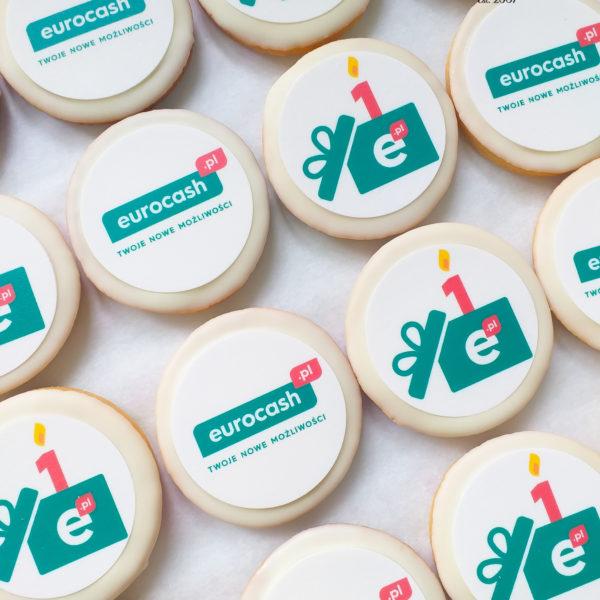 F199 - ciastka firmowe, kruche, dla firm, słodycze firmowe, reklamowe ,personalizowane, eurocashpl, z dostawą, warszawa,