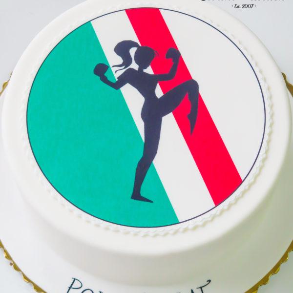 U559 - tort urodzinowy, na urodziny, dla dzieci, artystyczny, klub sportowy, legia warszawa, tort z dostawą, transportem warszawa, piaseczno, konstancin jeziorna, góra kalwaria, polska