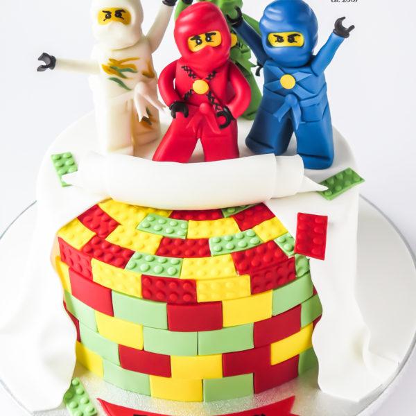 U593 - tort urodzinowy, na urodziny, dla dzieci, artystyczny, lego ninjago, lego, tort z dostawą, transportem warszawa, piaseczno, konstancin jeziorna, góra kalwaria, polska