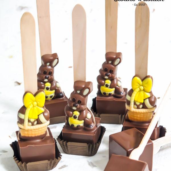 SW123 - czekoladowe łyżeczki, do mleka, łyżeczki z czekoladą, dla firm, słodycze firmowe, reklamowe, personalizowane, świąteczne, prezenty, wielkanoc, z dostawą, warszawa, piaseczno, konstancin jeziorna, polska, europa