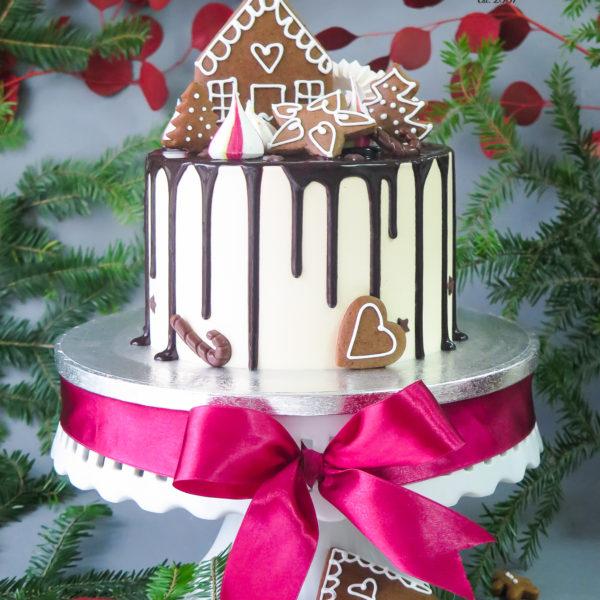 SW132 - ciasta, świąteczne, naturalne, tort, świąteczny, dla firm, słodycze firmowe, świąteczne, prezenty, boże narodzenie, warszawa, piaseczno, konstancin jeziorna, polska,