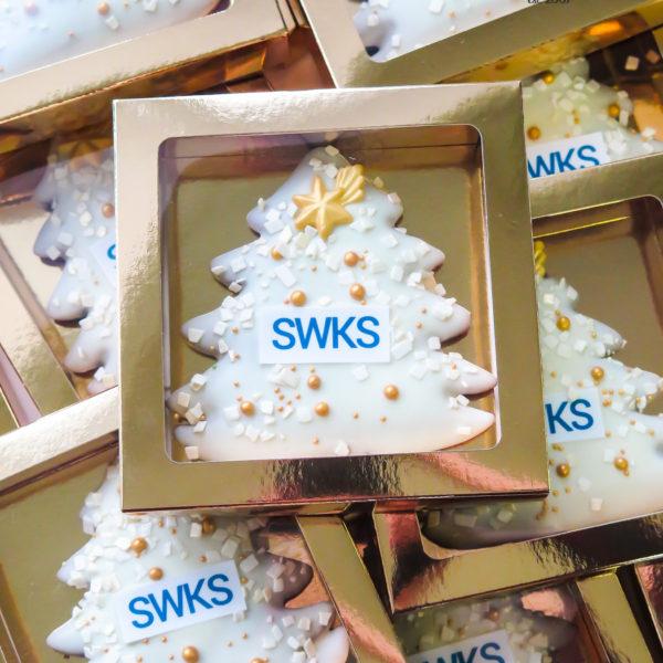 SW156 - pierniki, firmowe, naturalne, dla firm, słodycze firmowe, reklamowe, personalizowane, z dostawą, świąteczne, prezenty, na boże narodzenie, warszawa, piaseczno, konstancin jeziorna, polska, europa