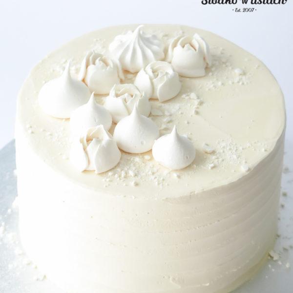 U649 - tort urodzinowy, na urodziny, artystyczny, wyjątkowy, elegancki, w kremie, bez masy cukrowej, cukiernia z dostawą, transportem, dowozem, warszawa, piaseczno, konstancin jeziorna, góra kalwaria, otwock