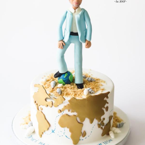 U653 - tort urodzinowy, na urodziny, artystyczny, wyjątkowy, dla mężczyzny, faceta, męski, dla taty, dla ojca, hobby, najlepsze torty,cukiernia z dostawą, transportem, dowozem, warszawa, piaseczno, konstancin jeziorna, góra kalwaria, otwock
