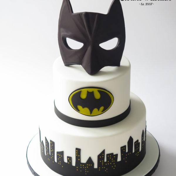 U662 - tort urodzinowy, na urodziny, artystyczny, wyjątkowy, batman, męski, dla mężczyzny, dla dzieci, najlepsze, najpiękniejsze, torty,cukiernia z dostawą, transportem, dowozem, warszawa, piaseczno, konstancin jeziorna, góra kalwaria, otwock