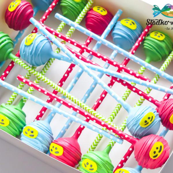 C217 - cake pops, lego ninjago, urodzinowe, lizaki, prezenty, słodki stół, kącik, candy, bar , event, warszawa, z dostawą, polska