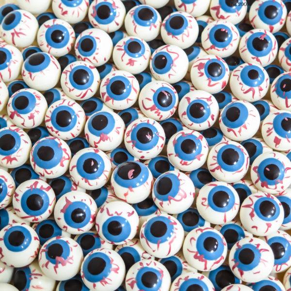 C218 - czekoladowe oczy, prezenty, halloween, dia de los muertos, słodki stół, kącik, candy, bar , warszawa, z dostawą, polska