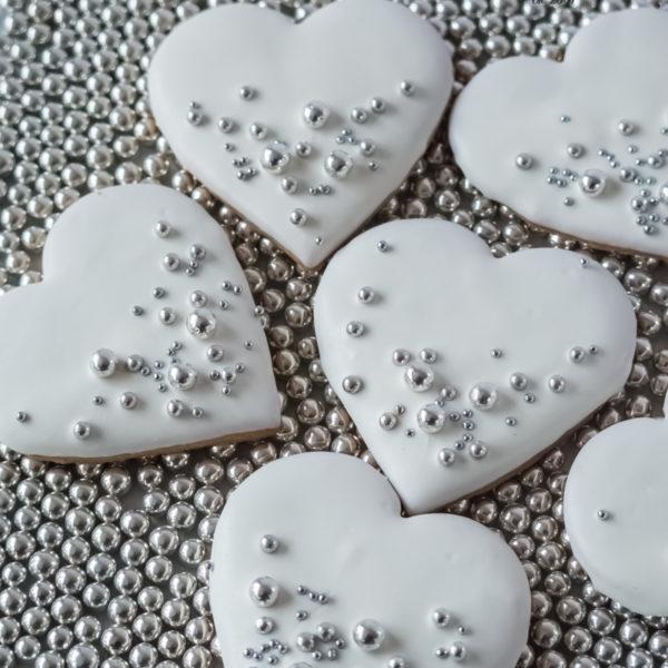 C235 - ciastka, kruche, urodzinowe, ślubne, serca, na chrzciny, prezenty, dla gości, w czekoladzie, baby shower, dzień kobiet, słodki stół, kącik, candy, bar , warszawa, z dostawą, polska