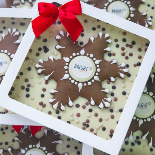 C262 - czekolada, z piernikiem, z logo, firmowe, naturalne, dla firm, słodycze firmowe, reklamowe, personalizowane, z dostawą, świąteczne, prezenty, na boże narodzenie, warszawa, piaseczno, konstancin jeziorna, polska, europa