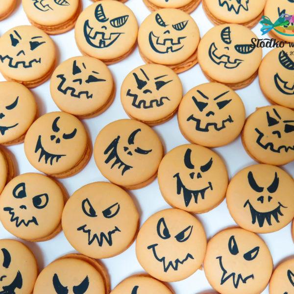 C286 - makaroniki, prezenty, halloween, dia de los muertos, słodki stół, kącik, candy, bar , warszawa, z dostawą, polska
