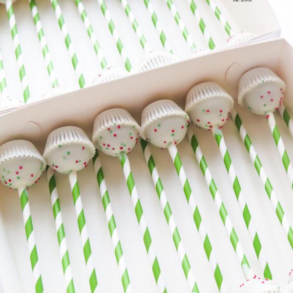 C295 - cake pops, lizaki, prezenty, słodki stół, kącik, candy, bar , firmowe, event, warszawa, z dostawą, polska