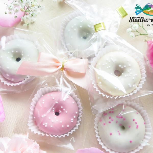 C306 - mini donut, prezenty, słodki stół, kącik, candy, bar , firmowe, event, warszawa, z dostawą, polska